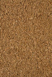 Cork. Surface, texture or background Stock Photos