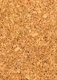 Cork. Yellow cork pad abstract structure Royalty Free Stock Image