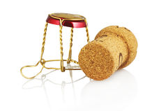 Cork Royalty Free Stock Image