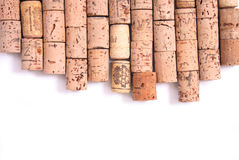 Cork bacgkround Stock Photography