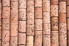 Cork bacgkround Stock Photo