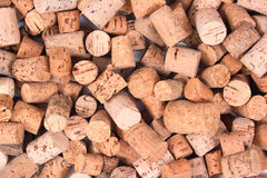 Cork bacgkround Royalty Free Stock Photo