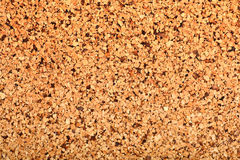 Cork background. Cork texture background suitable as bulletin board background Stock Photo