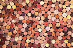 Cork background Stock Photography