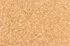 Cork background. Cork sheet closeup for backgrounds Royalty Free Stock Image