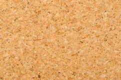 Cork bladoppervlakte met ruwe textuur vector illustratie