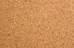 Cork. Blank cork background or memoboard Stock Image
