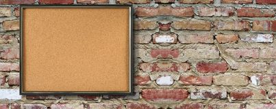 Cork board. Stock Photography