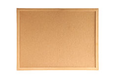 Cork Board. Corkboard woodboard tackboard business isolate Stock Photography