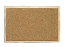 Cork board 2 Royalty Free Stock Photos