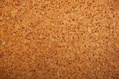 Cork board. Close up of blank cork board Royalty Free Stock Photography