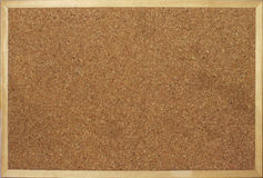 Cork board Stock Photography