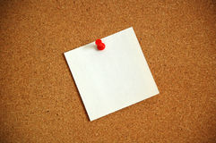 Cork Board 3 Stock Photography