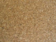 Cork board. Detail of a cork board royalty free stock photo