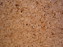 Cork board. Cork background for a notice board Royalty Free Stock Photos