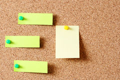 Cork-board Stock Images