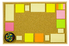 Cork board Royalty Free Stock Photo