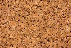 Cork board. Background texture close up Royalty Free Stock Images