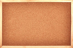 Cork board as background Stock Photo