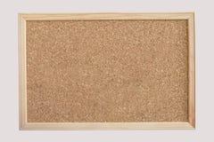 Cork board. Blank cork board memoboard notes Stock Photography