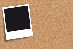 Cork board - Bulletin board - Pinboard Royalty Free Stock Images