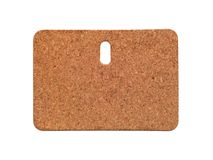 Cork Board Heat Mats Stock Photos