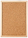 Cork-board isolated Royalty Free Stock Photo