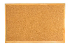 Cork board isolated royalty free stock photography