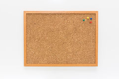 The cork board Stock Photo