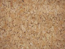 Cork. Brown cork background wallpaper and texture Royalty Free Stock Images