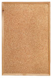 Cork bulletin board Royalty Free Stock Image