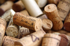 Cork cap Stock Images