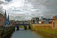 Cork City Royalty Free Stock Photo