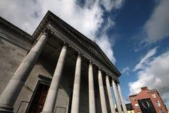 Cork City Hall Stock Foto's