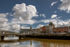 Cork City Royalty Free Stock Images