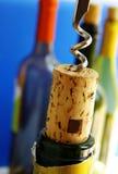 Cork closeup Stock Images
