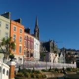 Cork. Sunny day Ireland Irlande tourism tourisme Stock Images