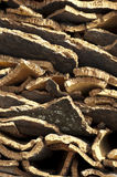 Cork crust Royalty Free Stock Photo
