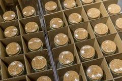 Cork dekking Royalty-vrije Stock Fotografie