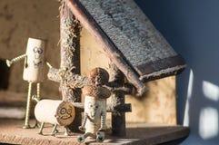 Cork Farmhouse Imagens de Stock