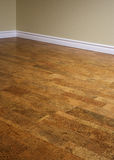 Cork Flooring - Renovation Royalty Free Stock Photo