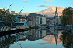 Cork, Ierland Royalty-vrije Stock Afbeelding