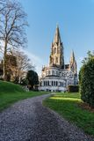 Cathedral of  Saint Fin Barre in Cork Stock Photos