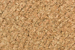 Cork layers Royalty Free Stock Image
