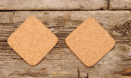 Cork Memory Board Royalty Free Stock Images
