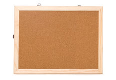 Cork notice board Stock Photos