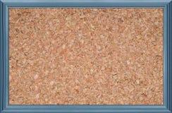 Cork noticeboard royalty-vrije stock foto