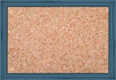 Cork noticeboard Het prikbord van royalty-vrije stock afbeeldingen