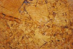 Cork pattern Stock Photos