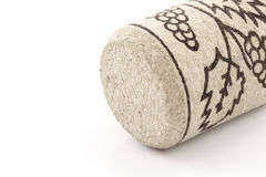 Cork from right top Stock Photos